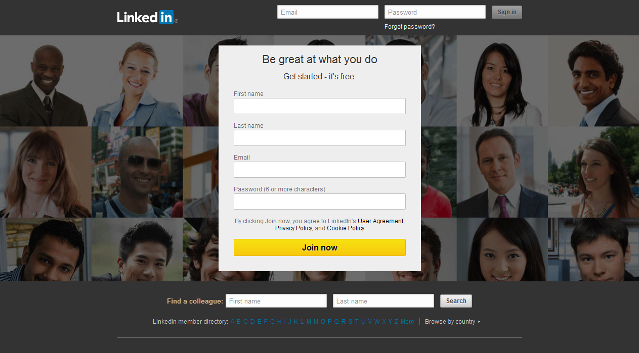 How to create a company page on LinkedIn to promote your ...