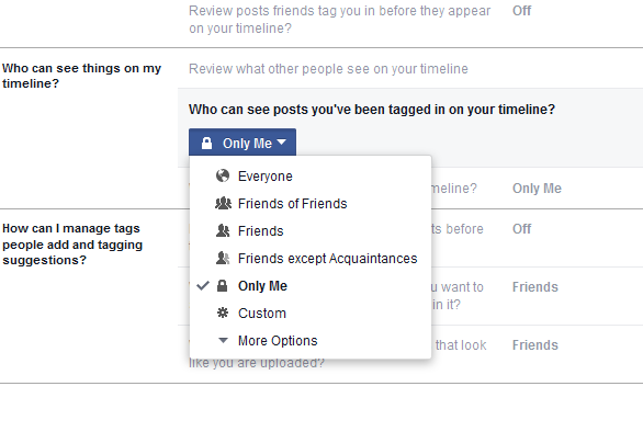 how to know who have seen my facebook profile