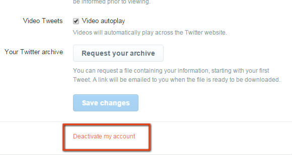 Article on how to delete gmail facebook twitter and linkedin twitter 1 twitter 2 ccuart Gallery