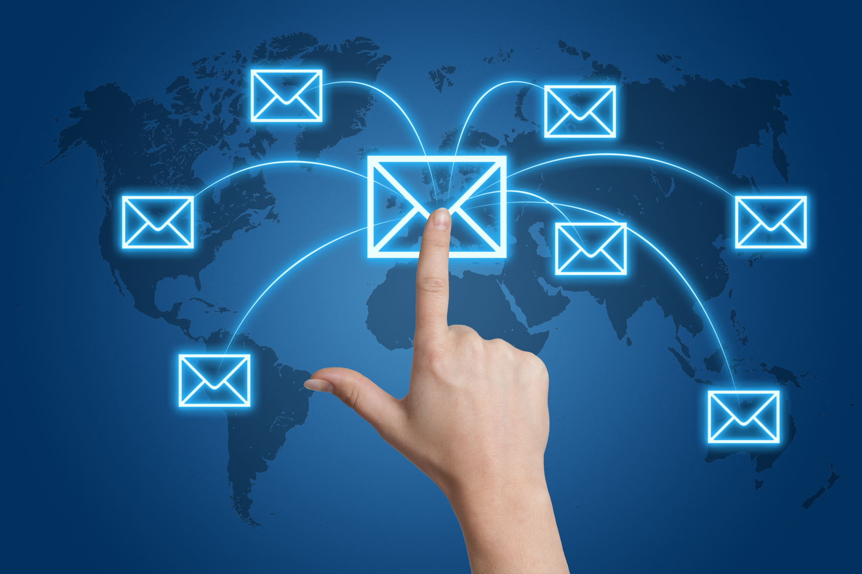 how to compose a business email