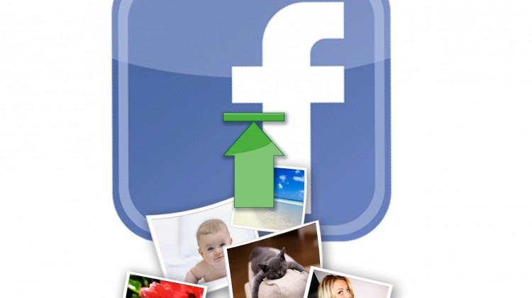 facebook uploading images